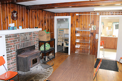 Murray Lodge interior